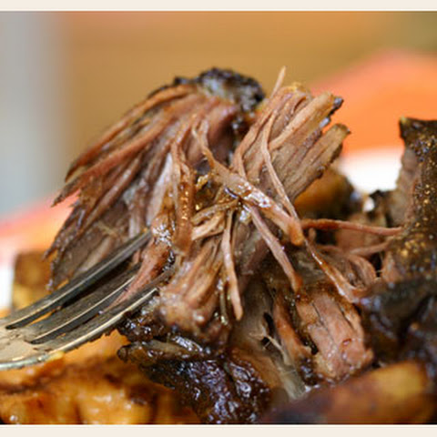 Braised and Glazed Five Spice Short Ribs