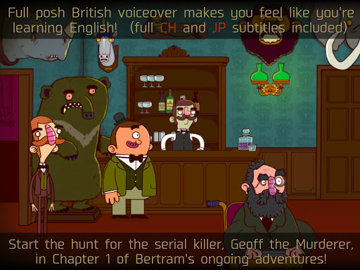 Bertram Fiddle: Episode 1 - screenshot
