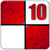Piano Tiles Red™ APK for Bluestacks