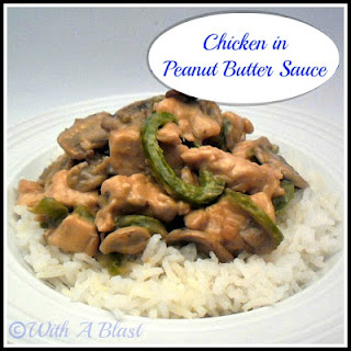 Simple Peanut Butter Sauce For Chicken Recipes