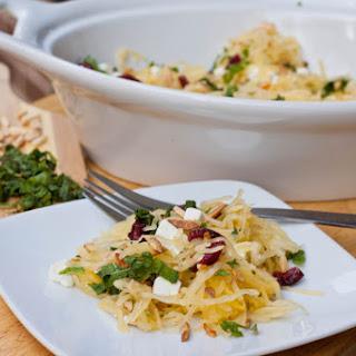 Spaghetti Squash Feta Basil Recipes