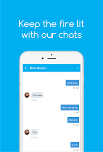 Buzzy - Flirt, Dating & Chat- screenshot thumbnail