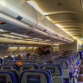 by Karen McKenzie McAdoo - Transportation Airplanes
