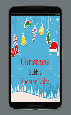 android Christmas Bubble Shooter Delta Screenshot 0