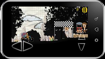 Screenshot of Rickshaw Racer