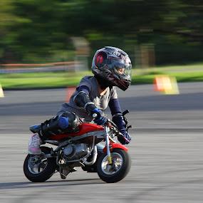 vroommmm by Matt da Greatz - Babies & Children Children Candids ( child, motor, racing, malaysia, sabah )