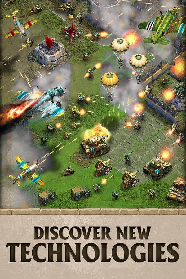 DomiNations Asia Screenshot 1