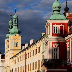 by Pavel Vlček - Buildings & Architecture Public & Historical