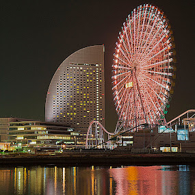 Fairy Light,Yokohama by Ketut Pujantara - City,  Street & Park  Amusement Parks