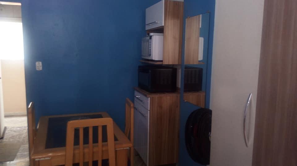 Kitnet com 1 dormitório à venda, 34 m² por R$ 150.000 - José Menino - Santos/SP