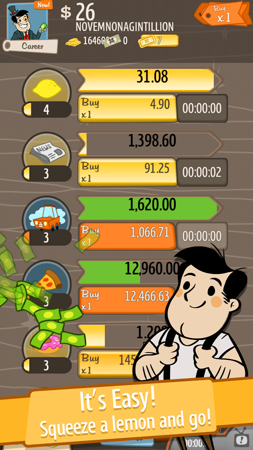 AdVenture Capitalist Screenshot 1