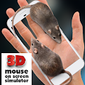 Mouse on Screen Scary Joke