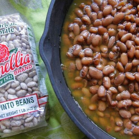 Easy Make-Ahead Pinto Beans
