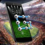 Football Pattern Live Lock-LWP Icon