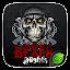 App Black Night GO Keyboard Theme APK for smart watch