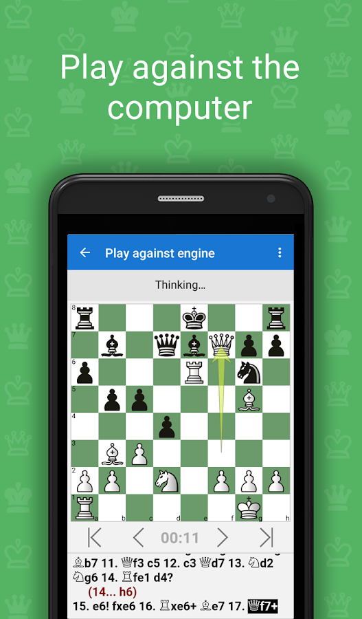 Chess Opening Blunders Screenshot 5