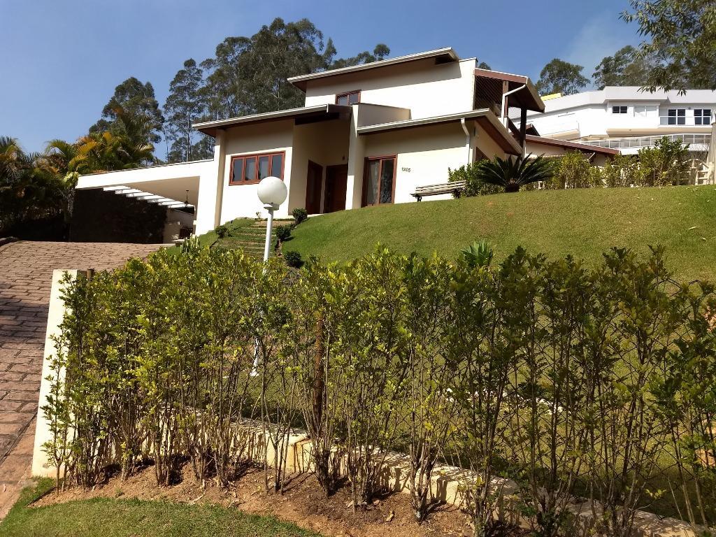 [Casa residencial para venda e locação, Serra dos Lagos, Cajamar - CA1352.]