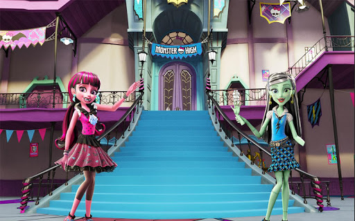 Monster High - screenshot
