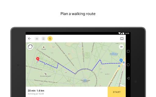 Yandex.Maps screenshot 23