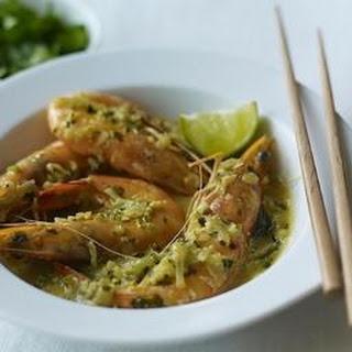 Indian Green Curry Shrimp Recipes