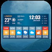 Weather Widget &7 Day Forecast APK for Ubuntu