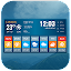Download Android App Weather Widget &7 Day Forecast for Samsung
