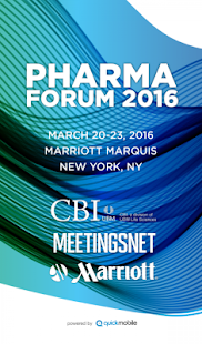 Pharma Forum 2016 - screenshot