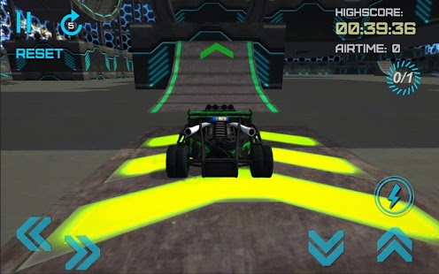 Power Racers Stunt Squad- screenshot thumbnail
