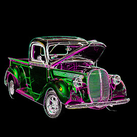 by Steve Tharp - Digital Art Things