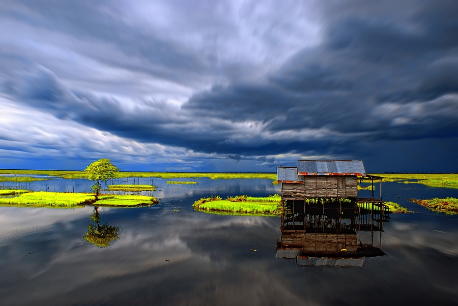 Danau Kaca by Maidi Irvan - Landscapes Waterscapes