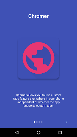 android Chromer Screenshot 0
