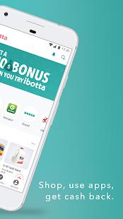 Free Ibotta: Cash Savings & Coupons APK for Windows 8