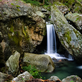 PILIO by Mikica Mih Andrejic - Landscapes Travel ( water, mountain, nature, greece, waterfall )