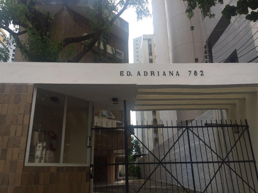 edf. adriana Apartamento  residencial à venda, Boa Viagem, Recife.