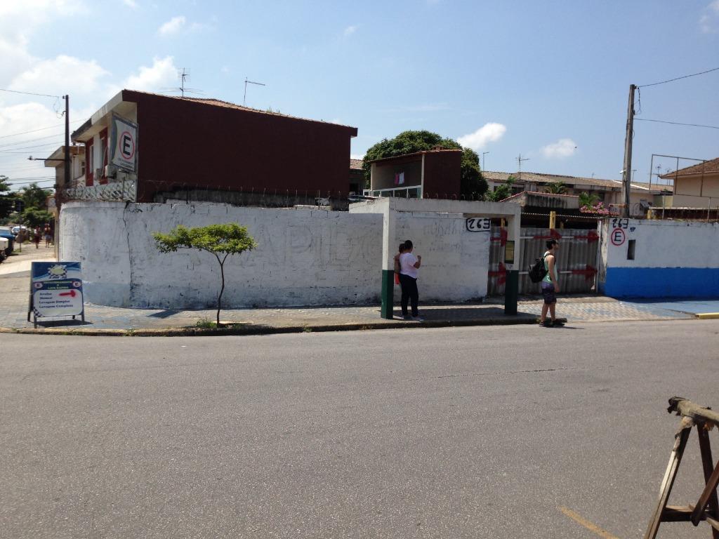 Terreno à venda, 670 m² por R$ 1.995.000,00 - Ponta da Praia - Santos/SP