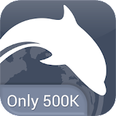 APK App Dolphin Zero Incognito Browser for iOS