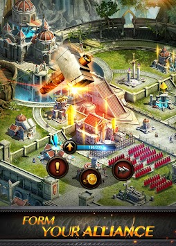 Clash Of Queens:Dragons Rise APK screenshot thumbnail 12