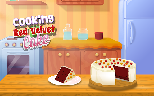 Red Velvet Cake Cooking - screenshot