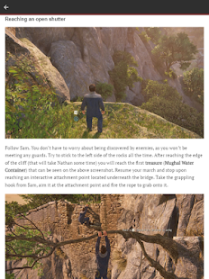 Ultimate Guide for Uncharted 4 - screenshot