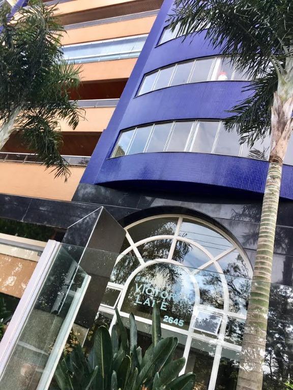 Apartamento com 3 dormitórios à venda, 166 m² por R$ 780.000,00 - Jardim Londrilar - Londrina/PR