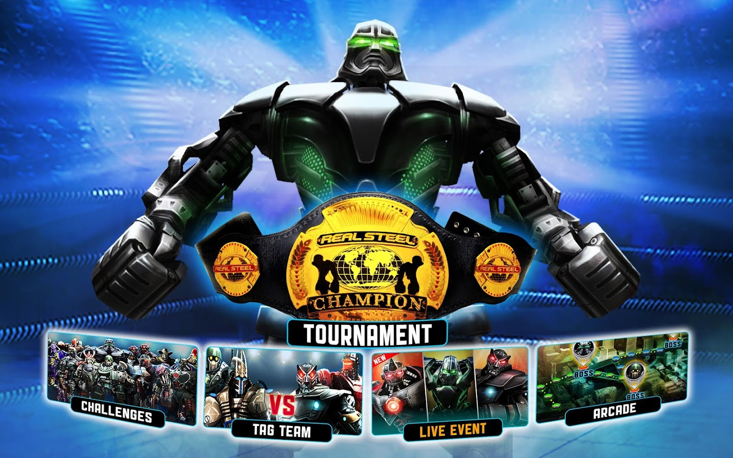 Real Steel Screenshot 10