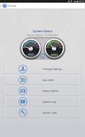 Screenshot of Qmanager