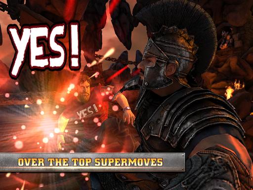 WWE Immortals screenshot 4