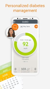 Dario Blood Glucose Tracker & Logbook for Diabetes for pc