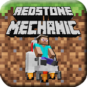 7.  Redstone-Mechanic AddOn for MCPE