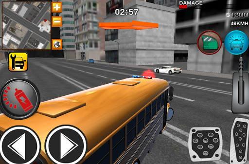 Police Bus Driver: Prison Duty - screenshot