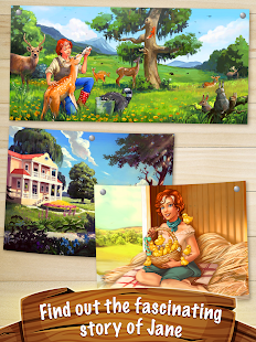 Jane's Farm: farming game - grow fruit & plants