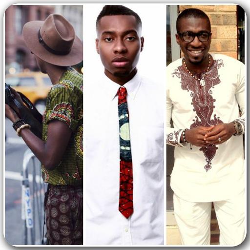African Men's Fashion Styles (app)