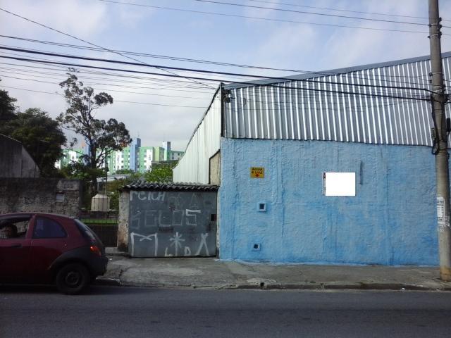 Galpão à venda/aluguel, Vila Robertina, São Paulo