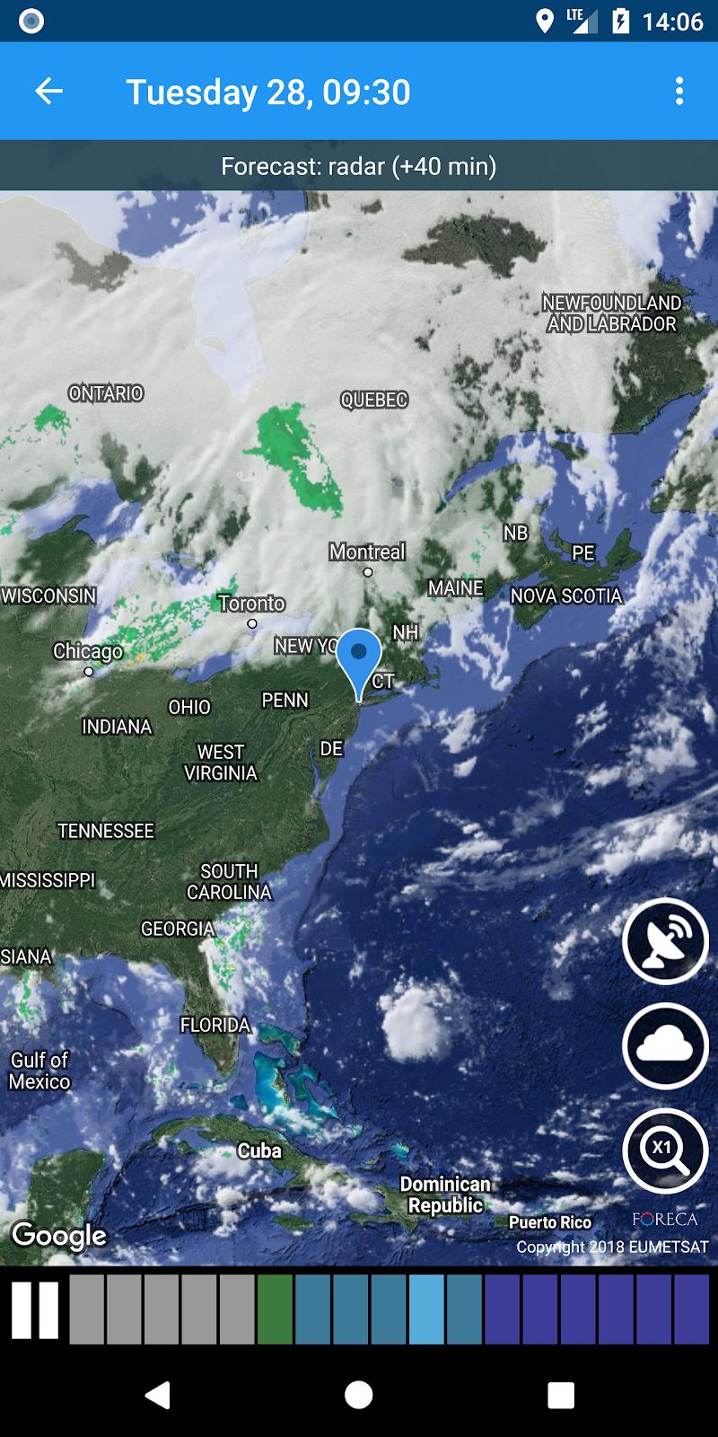 Weather XL PRO Screenshot 4
